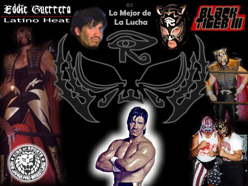 Black Tiger Eddie Guerrero